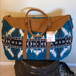 Beautiful western look Tote bag, large